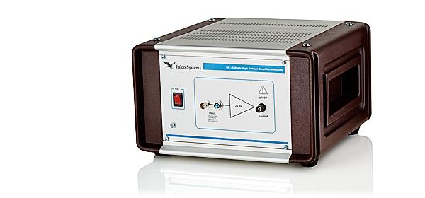 High voltage, wide bandwidth precision amplifier for MEMS