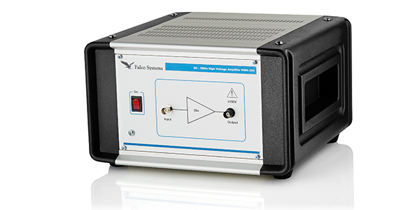High speed high voltage amplifier for MEMS and piezo's